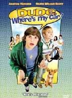 DUDE WHERE'S MY CAR? BY KUTCHER, ASHTON (DVD)