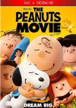The Peanuts Movie (dvd) (digital Copy)