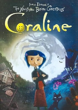 Universal Coraline 2d [dvd] [eng Sdh/span/fren/ws]