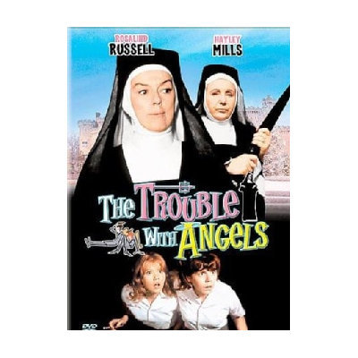TROUBLE WITH ANGELS BY RUSSELL, ROSILAND (DVD)