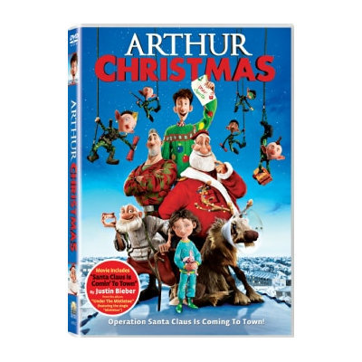 Arthur Christmas (With INSTAWATCH) (Anamorphic Widescreen)