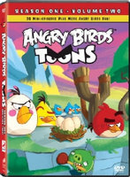 Angry Birds Toons: The First Season - Vol Two (dvd)
