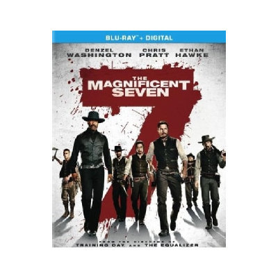 The Magnificent Seven [includes Digital Copy] [blu-ray]