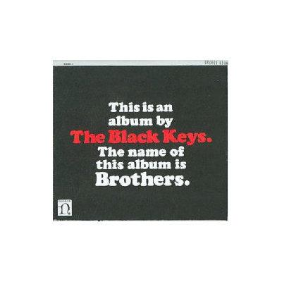 The Black Keys - Brothers - Audio CD