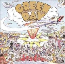 Green Day Dookie 1994 German CD album 9362-45529-2