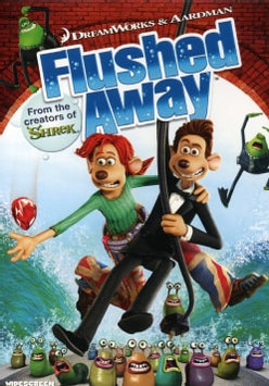 Dreamworks Flushed Away (Widescreen)