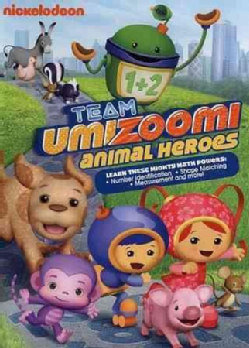 Paramount Team Umizoomi: Animal Heroes - 1 ct.