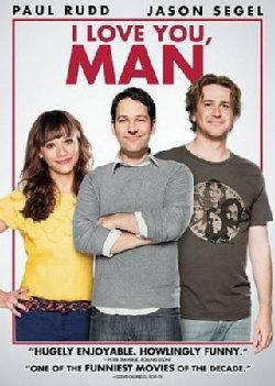I LOVE YOU MAN (DVD) NLA