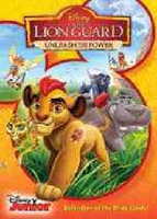 Lion Guard: Unleash The Power (dvd)