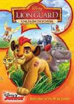 Lion Guard: Unleash The Power (dvd)