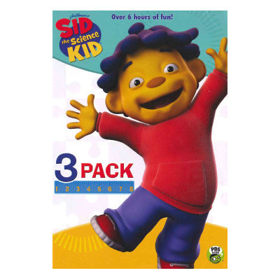 Sid the Science Kid-Sid 3pk