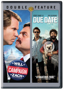 Campaign / Due Date (dvd) (2 Disc)