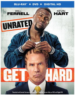 Get Hard (Unrated) Blu-Ray, Dvd, Digital Copy Combo Pack from Warner Bros.