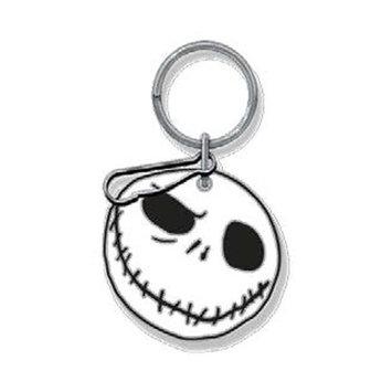 Nightmare Before Christmas Jack Metal Keychain