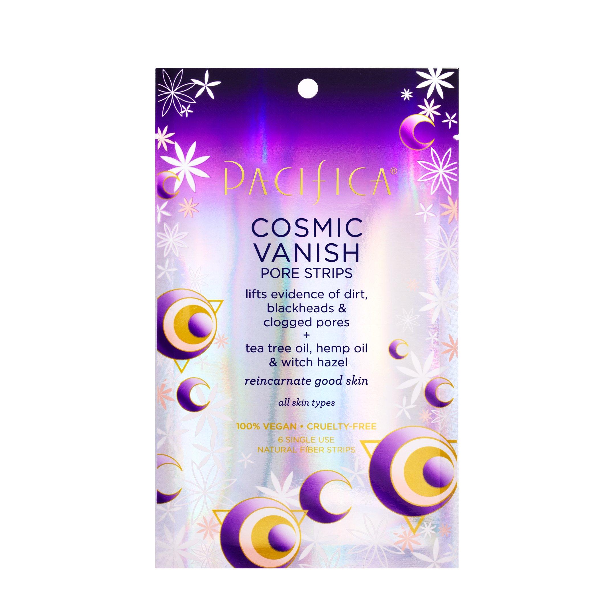 Pacifica Beauty Cosmic Vanish Pore Strips