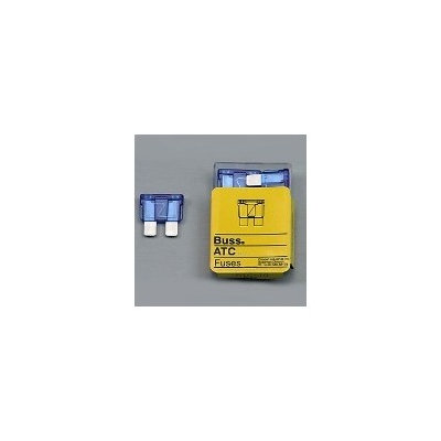 Bussman 15 Amp Blade Fuses 5 Count