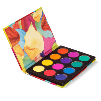 Coastal Scents Creative Me #1 Makeup Palette