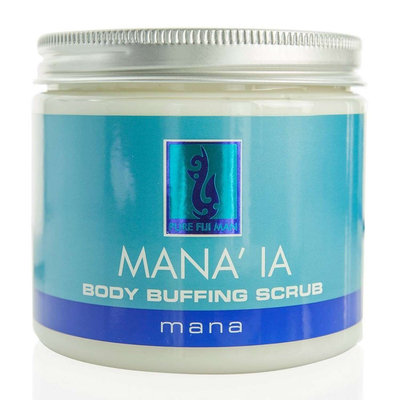 Pure Fiji MANA' IA BODY BUFFING SCRUB (16 oz / 472 ml)