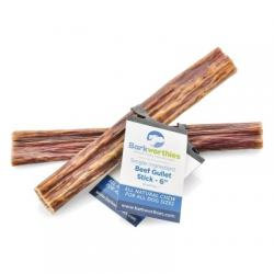 Barkworthies Beef Gullet Stick Dog Treats, 6 '