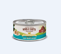 Whole Earth Farms Goodness From the Earth Real Duck All Life Stages Wet Cat Food, 2.75 Oz (Case of 24)