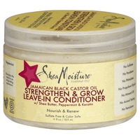 SheaMoisture Jamaican Black Castor Oil Reparative Leave-In Conditioner