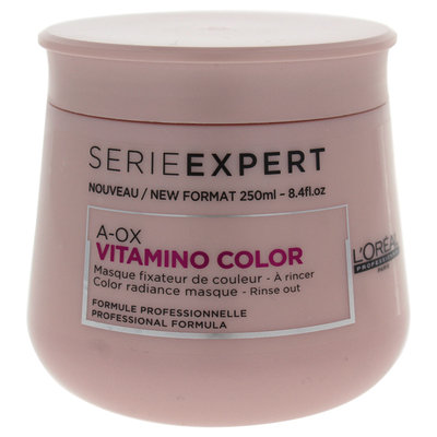 L'Oreal Professionnel Serie Expert - Vitamino Color A-OX Color Radiance Masque 250ml/8.4oz