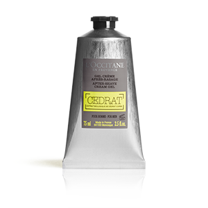 L Occitane Cedrat After Shave Cream Gel 75ml