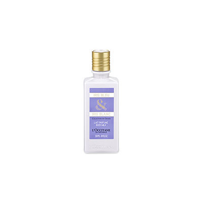 L'occitane Iris Bleu & Iris Blanc Body Milk