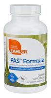 Zahler PAS Formula, Natural Stress Relief Formula, 120 Capsules