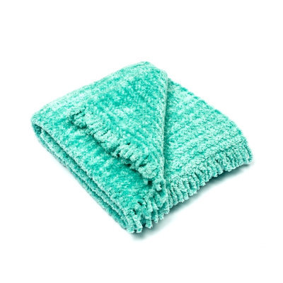 Pashmere Baby Chenille Crib/Stroller Blankets
