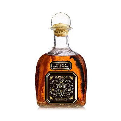 Patrón Tequila Extra Anejo 7 Anos