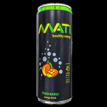 MATI Healthy Energy - Peach Mango