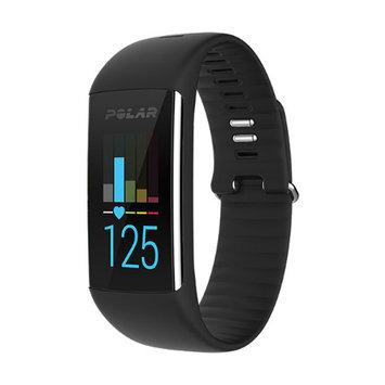 Polar A360 Black Medium Fitness Tracker With Wrist-Based Heart Rate