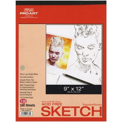 Pro-Art PA033023 Sketch Pad 9X12