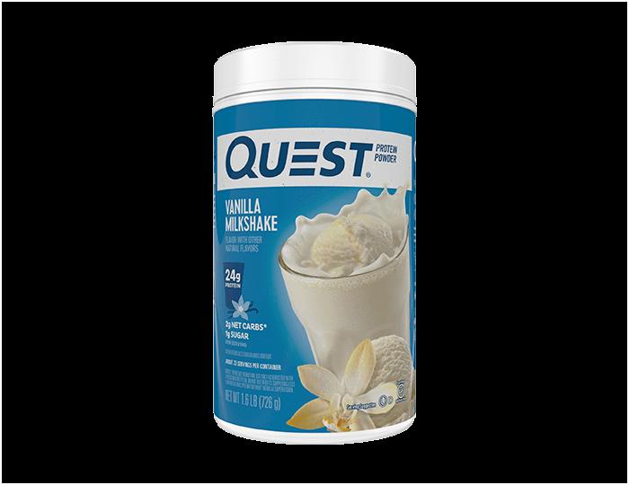 Quest Vanilla Milkshake Protein Powder