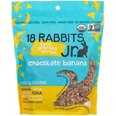 18 Rabbits Granola Cereal - Chocolate Banana - 8 OZ