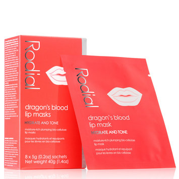 Rodial Dragon's Blood Lip Mask - 8 Pack