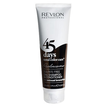 Revlon Professional Revlonissimo 45 Days 2 in 1 Shampoo & Conditioner For Sensual Brunettes