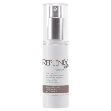 Replenix REPLENiX CF CREAM Green Tea Fortified with Caffeine USP (1.0 fl oz / 30 ml)