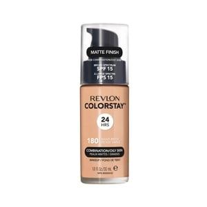 Revlon ColorStay Foundation Combi/Oily 180 Sand Beige