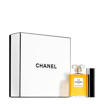 CHANEL No 5, Eau De Parfum Travel Spray Set