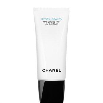 CHANEL Hydra Beauty Masque De Nuit Au Camélia, Hydrating Oxygenating Overnight Mask
