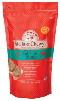 Stella & Chewy's Frozen Raw Dog Surf n Turf 6 lbs