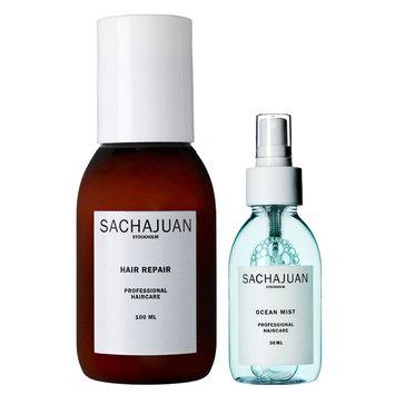 Sachajuan GWP Ocean Mist & Hair Repair Travel Duo