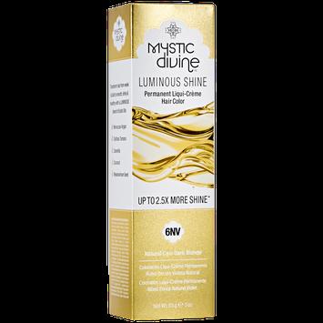 Mystic Divine 6NV Natural Cool Dark Blonde Liqui-Creme Permanent Hair Color