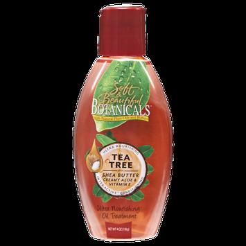Soft & Beautiful Botanicals Ultra Nourishing Oil Treatment with Tea Tree Oil