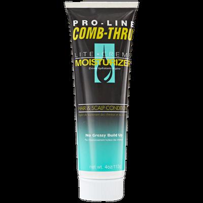 Proline Pro-Line Comb-Thru Lite Creme Moisturizer Hair & Scalp Conditioner, 8 oz