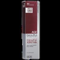 Zotos 4V Dark Plum Brown Demi Permanent Liqui Creme Hair Color