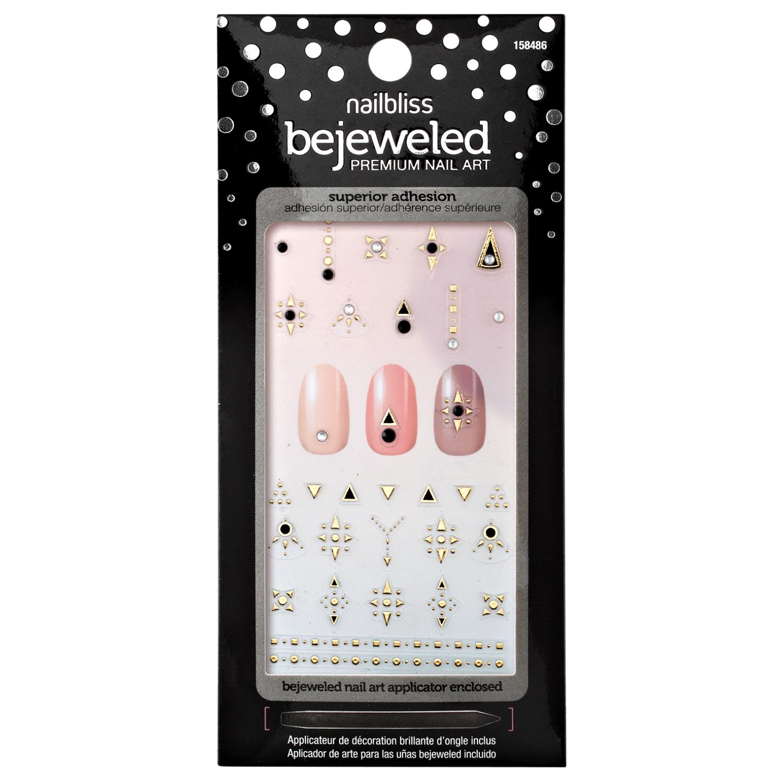 Nail Bliss The Next Dimension Bejeweled Nail Art