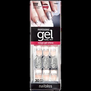 Nail Bliss Best Dressed Gel Nail Kit